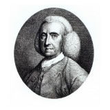 Portrait of Peter Collinson Giclee Print by  English School