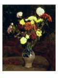 Still Life of Flowers Giclee Print by Vincent van Gogh