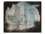 Burning Castle, 1920 Gicl&#233;e-Druck von Paul Klee