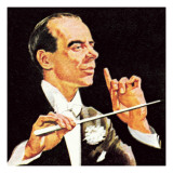 Sir Malcolm Sargent Giclee Print by English School 