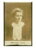 Portrait of Marie Curie Giclee Print by French School