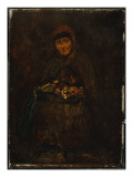 La Mere Gerard, 1858-59 Giclee Print by James Abbott McNeill Whistler