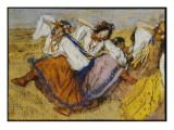 Russian Dancers, C.1895 Reproduction procédé giclée par Edgar Degas