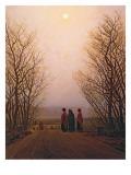 Easter Morning, 1833 Wydruk giclee autor Caspar David Friedrich