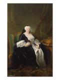 Queen Sophia Dorothea of Hanover Giclee Print by  German School