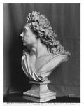 Bust of Robert De Cotte, 1707 Giclee Print by Antoine Coysevox