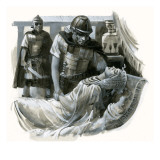 The Death of Cleopatra Giclee Print by Peter Jackson