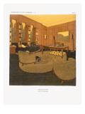 Bureau-Salon, 1929 Giclee Print by Emile Jacques Ruhlmann