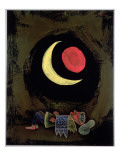 Strong Dream, 1929 Lámina giclée por Paul Klee
