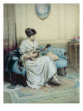 Musical Interlude, 1917 Giclee Print by William Kay Blacklock