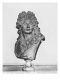Bust of Gerard Audran Giclee Print by Antoine Coysevox