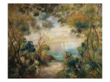 A Garden in Sorrento Giclee Print by Pierre-Auguste Renoir