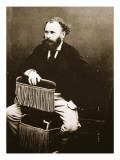 Edouard Manet, 1865 Giclee Print by  Nadar