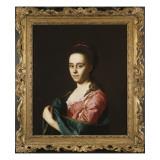 Mrs. Joshua Henshaw Ii Giclee Print by John Singleton Copley
