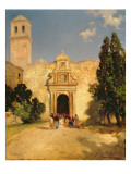 Maravatio, Mexico, 1912 Giclee Print by  Moran