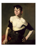 Paddy Flannigan, 1905 Reproduction procédé giclée par George Wesley Bellows
