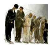 Mummified Remains Reproduction procédé giclée