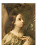 Angel of the Annunciation Giclée-Druck von Guido Reni