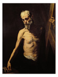 St. Andrew, C.1630-32 Giclee Print by Jusepe de Ribera