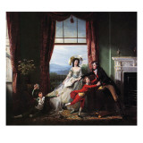 The Stillwell Family, 1786 Giclee Print by John Singleton Copley
