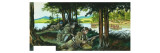 Rogers' Rangers: Ambushed! Giclee Print by Ron Embleton