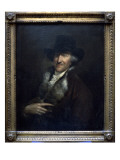 Wilhelm Friedemann Bach, C.1760 Giclee Print by Wilhelm Weitsch