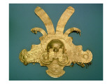 Early Calima Diadem Giclee Print by  Pre-Columbian