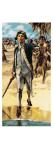 Captain Cook Pursued by Natives Giclee Print by Neville Dear
