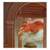 The Annunciation, C.1534-35 Giclee Print by Lorenzo Lotto