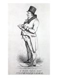 William Crockford, 1828 Giclee Print by Thomas Jones