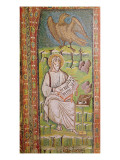 St. John the Evangelist Giclee Print by  Byzantine School