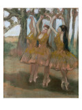 The Greek Dance, C.1881 Giclee Print by Edgar Degas