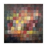 Antikkens harmoni, 1925 Giclee-trykk av Paul Klee