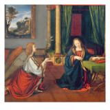 The Annunciation, 1506 Giclee Print by Andrea Solario