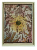 Solar Eclipse, 1918 Gicl&#233;e-Druck von Paul Klee