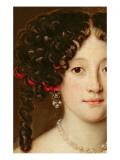 Portrait of a Woman Giclée-Druck von Jacob Ferdinand Voet