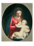 Madonna and Child, 1598 Giclee Print by Sofonisba Anguissola