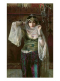 The Queen of the Harem Giclée-Druck von Max Von Bredt