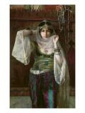 The Queen of the Harem Giclée-Druck von Max Von Bredt
