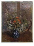 A Bouquet of Flowers, 1875 Giclee Print by Alfred Sisley