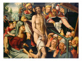 The Mocking of Christ Giclee Print by Jan Sanders van Hemessen