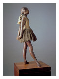 Little Dancer, Aged 14 Giclee Print by Edgar Degas