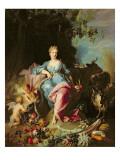 Abundance, 1719 Giclee Print by Jean-Baptiste Oudry