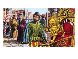 The Merchant of Venice Giclee Print by  Payne
