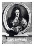 Gottfried Wilhelm Leibniz Giclee Print by  French School