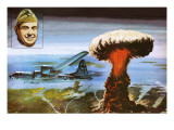 Horror of Hiroshima Giclee Print by  English School