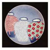 Nabeshima Dish, Edo Period Giclee Print by  Japanese School