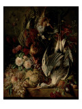 Still Life, 1840 Giclee Print by Jan van Os