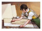 John Constable Giclee Print by Frank Marsden Lea