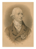 Sir Philip Francis Giclee Print by  Romney
